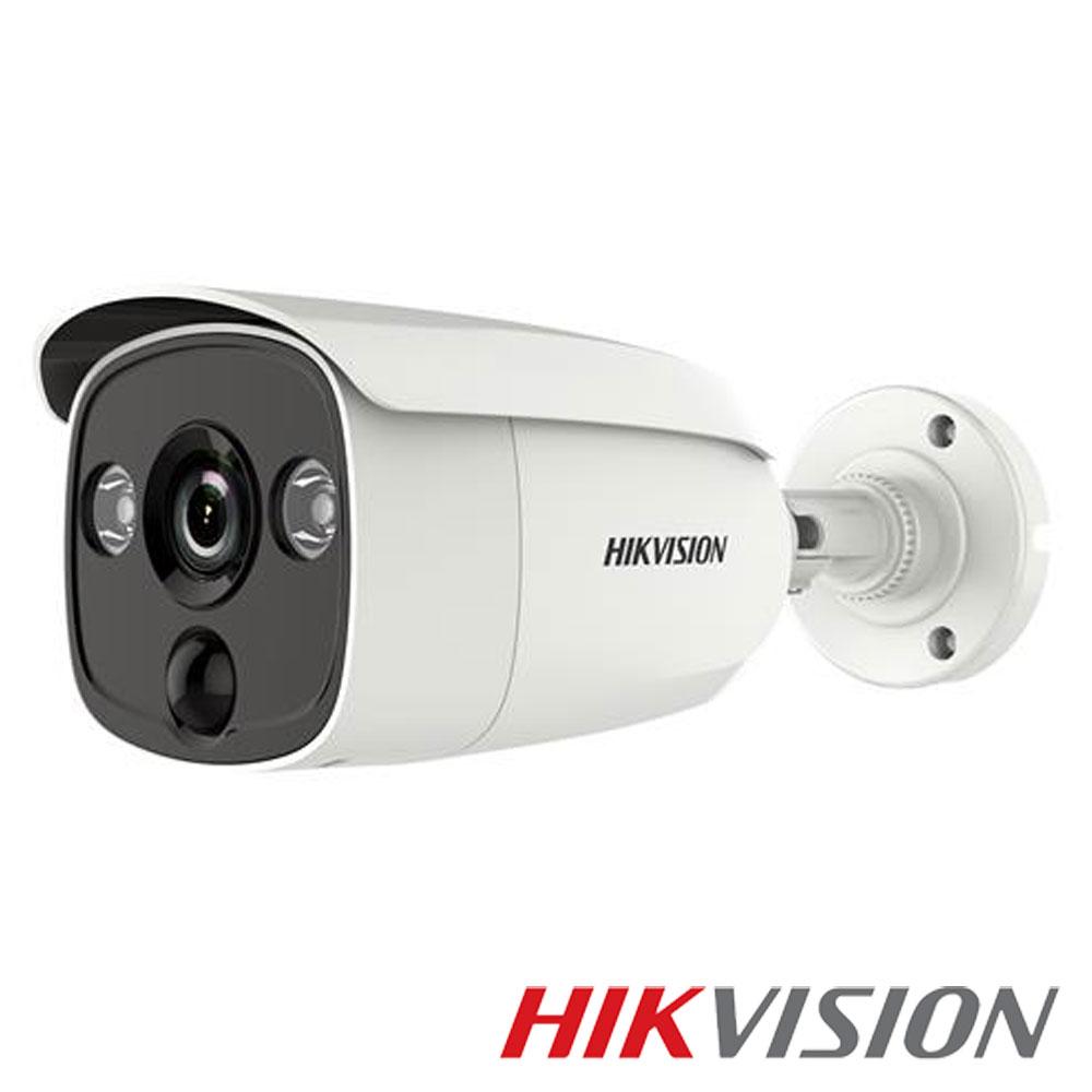 Camera 2MP Exterior, IR 20m, PIR, lentila 2.8 - HikVision DS-2CE12D8T-PIRL