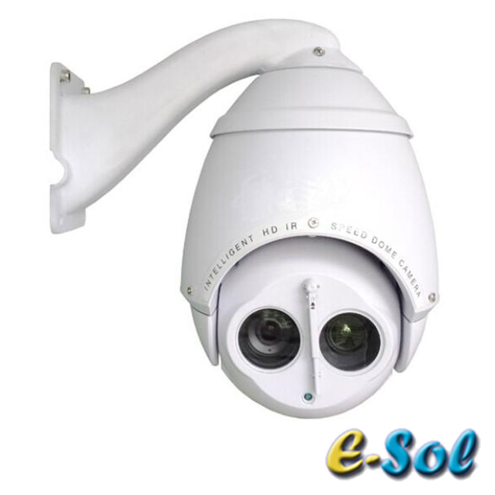 Camera 2MP Exterior, IR 200m, Zoom 26x - e-Sol ESL900/E4