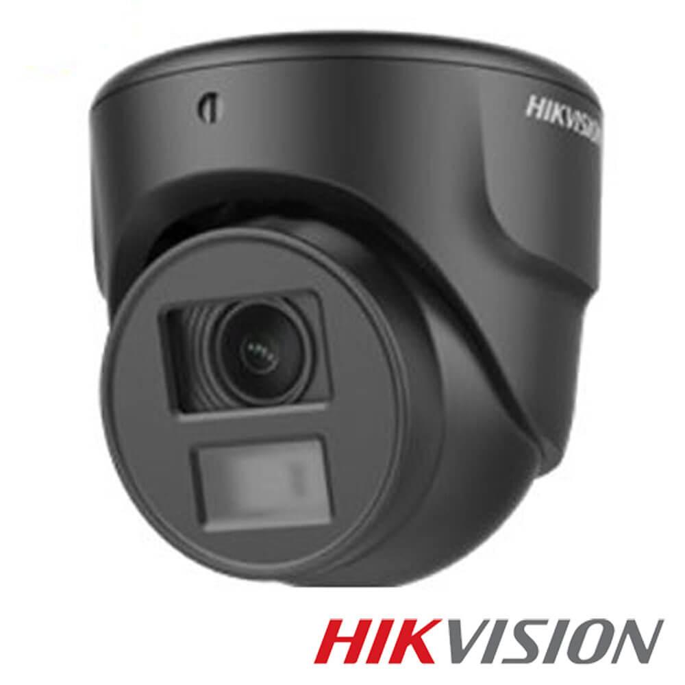 Camera 2MP Exterior, IR 20m, lentila 2.8 - HikVision DS-2CE70D0T-ITMF Black