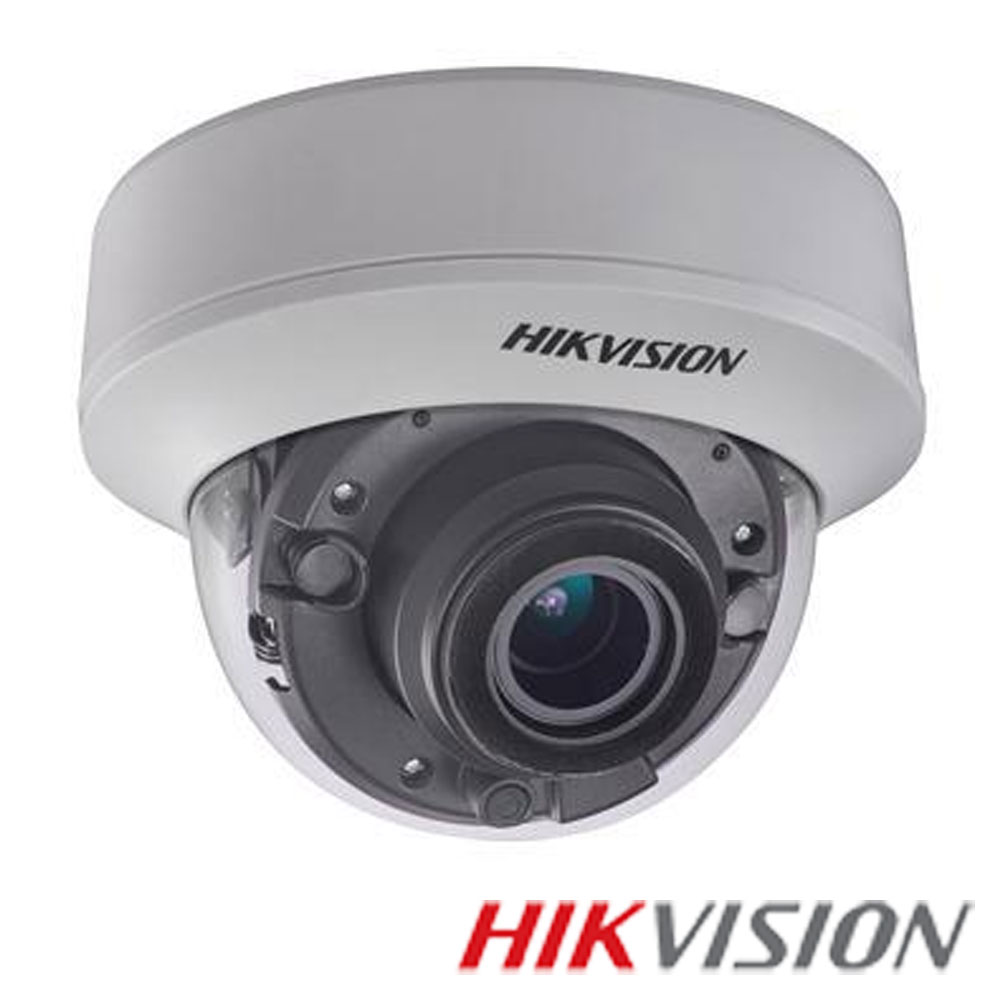 Camera 2MP Exterior, IR 20m, Zoom 4x - HikVision DS-2CE56D8T-ITZ