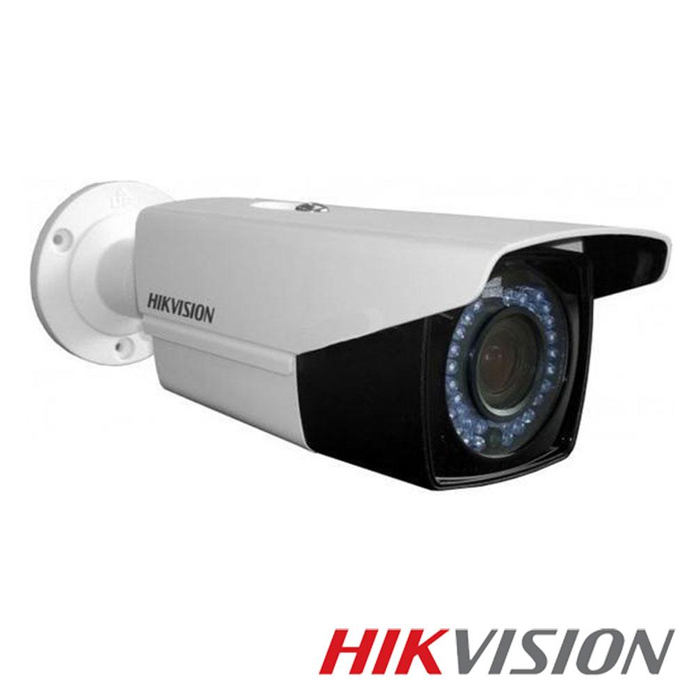Camera 2MP, Exterior, IR 40m, varifocala - HikVision DS-2CE16D0T-VFIR3F