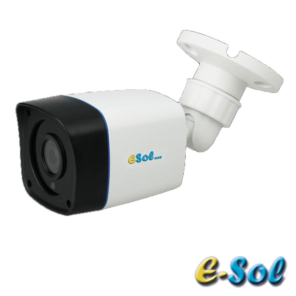 Camera 2MP Interior, IR 20m, lentila 2.8 - e-Sol ESP200/20A
