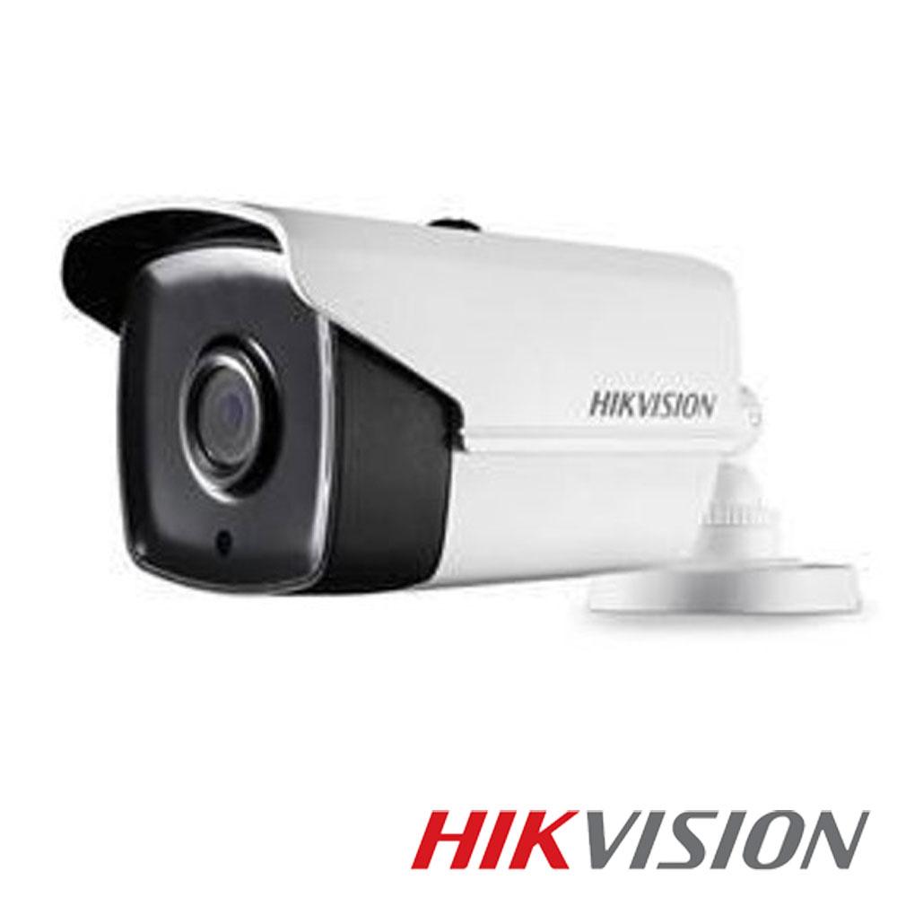 Camera 2MP Turbo HD Exterior, IR 40m, POC, lentila 2.8 - HikVision DS-2CE16D0T-IT3E