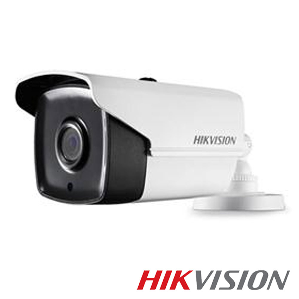 Camera 2MP Turbo HD Exterior, IR 80m, lentila 3.6 - HikVision DS-2CE16D0T-IT5F