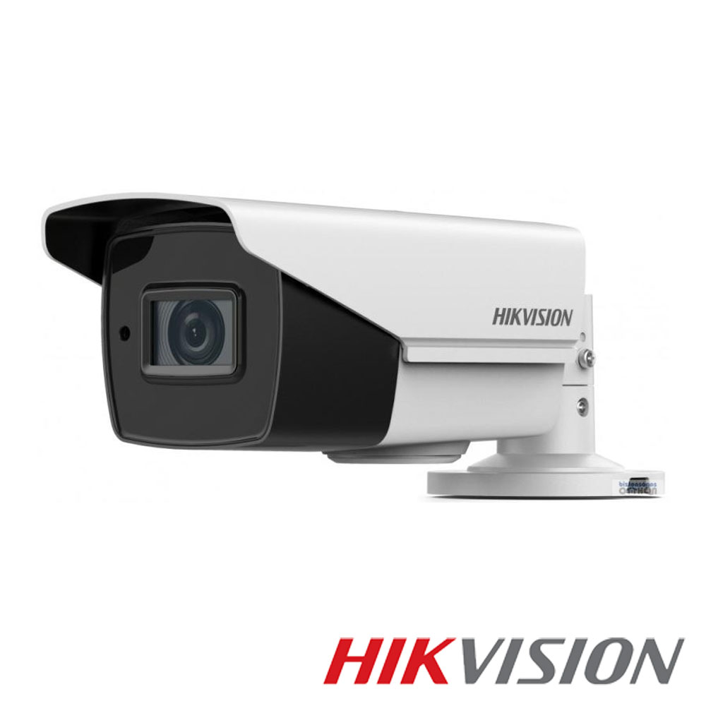 Camera 5MP Exterior, IR 40m, POE, Zoom 4x - HikVision DS-2CE16H5T-IT3ZE