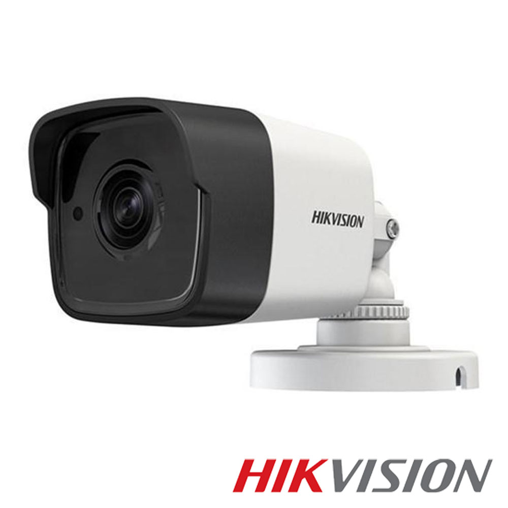 Camera 5MP Exterior, IR 20m, POC, lentila 2.8 - HikVision DS-2CE16H1T-ITE