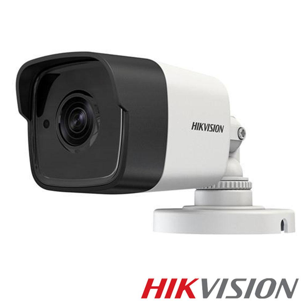 Camera 5MP Exterior, IR 20m, lentila 3.6 - HikVision DS-2CE16H0T-ITF