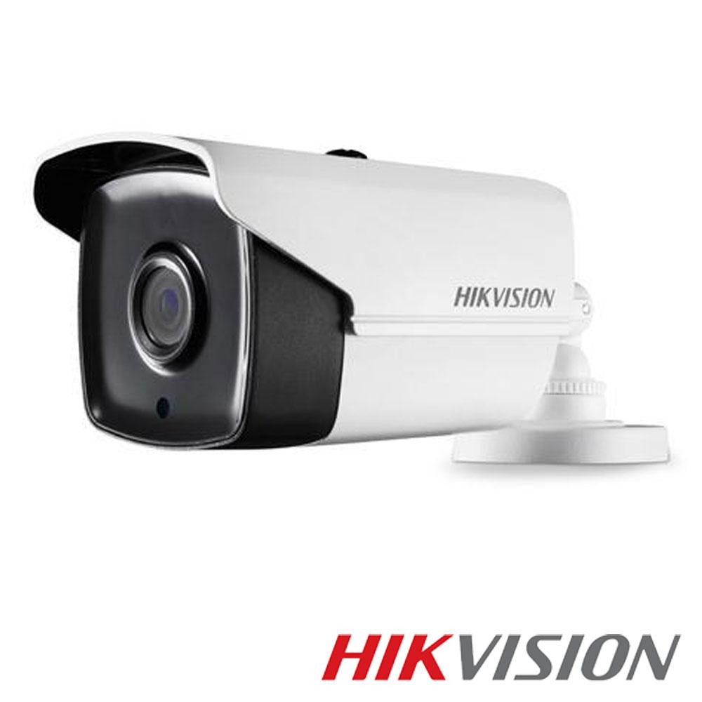 Camera 5MP Exterior, IR 80m, lentila 3.6 - HikVision DS-2CE16H0T-IT5F