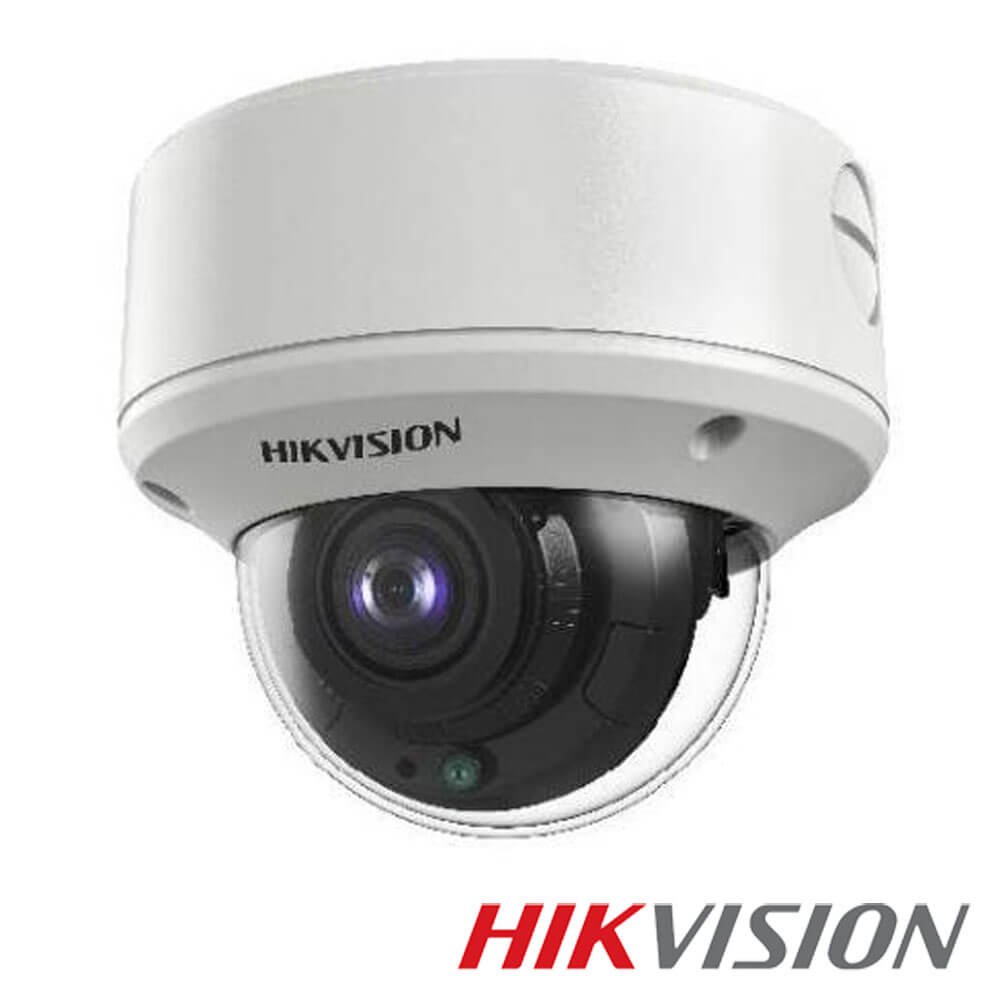 Camera 5MP Exterior, IR 60m, Zoom 5x - HikVision DS-2CE59H8T-AVPIT3ZF