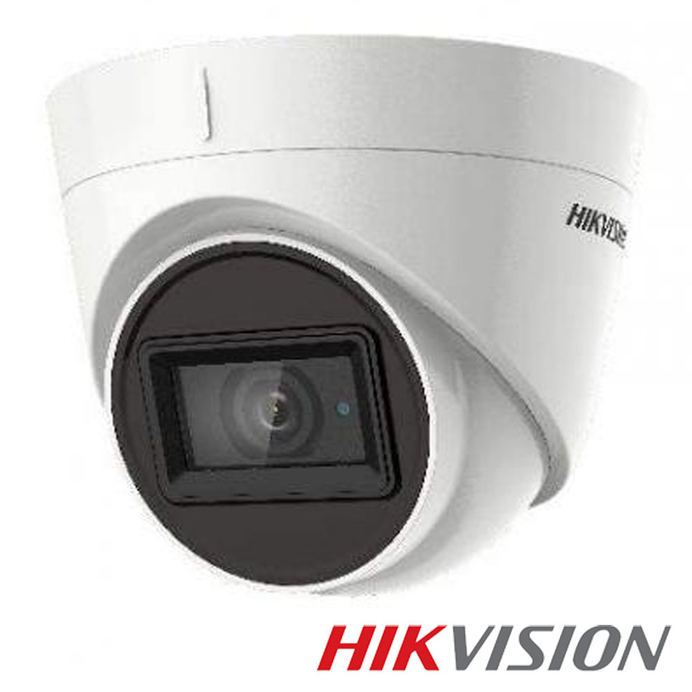 Camera 5MP Exterior, IR 60m, lentila 2.8 - HikVision DS-2CE78H8T-IT3F