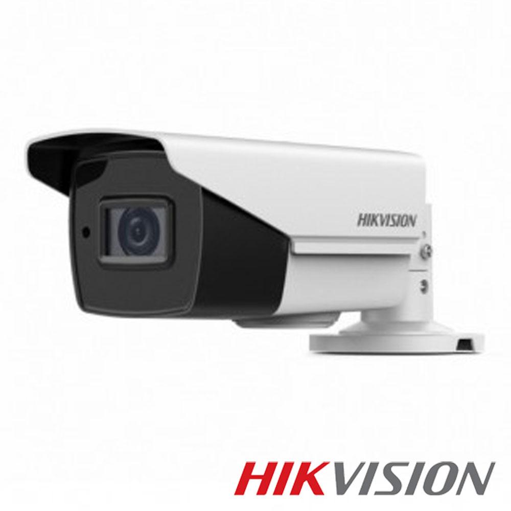 Camera 8MP Exterior, IR 80m, Zoom 4x - HikVision DS-2CE19U8T-AIT3Z