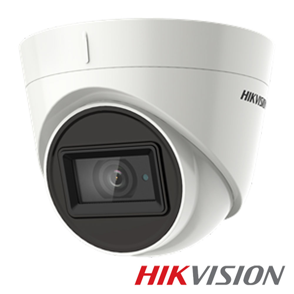 Camera 8MP, Exterior, IR 60m, lentila 2.8 - HikVision DS-2CE78U1T-IT3F