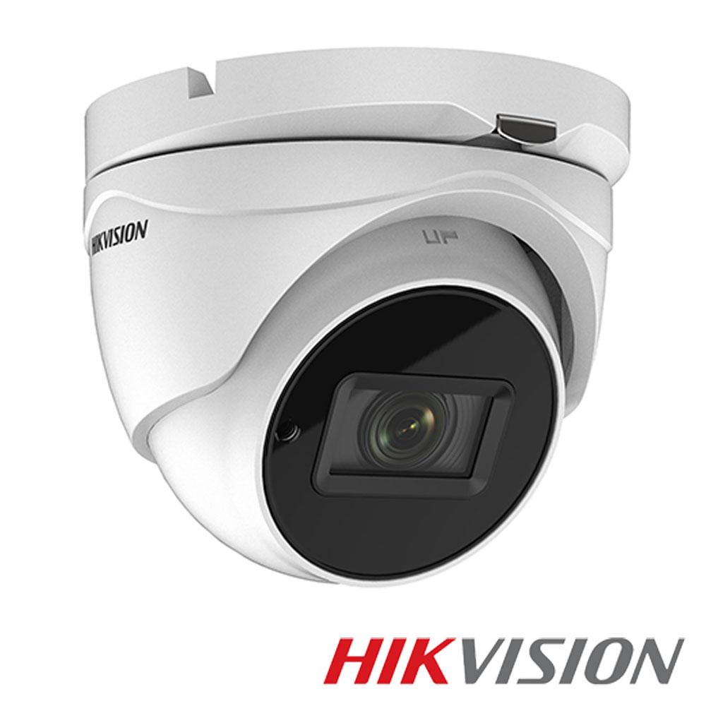 Camera 8MP Exterior, IR 60m, Zoom 5x - HikVision DS-2CE79U1T-IT3ZF
