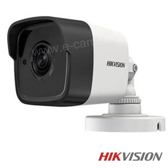 Camera 3MP Turbo HD Exterior, IR 20m, lentila 2.8- HikVision DS-2CE16F1T-IT