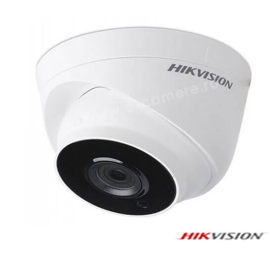 Camera 2MP Turbo HD Exterior, IR 40m, lentila 3.6 - HikVision DS-2CE56D0T-IT3