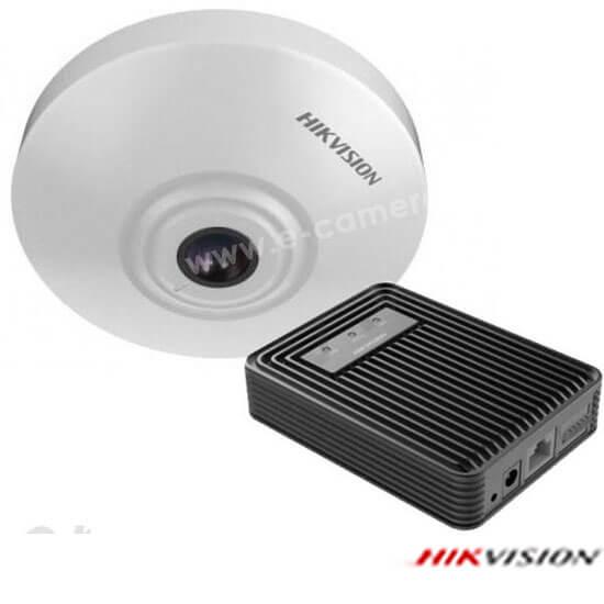 Cel mai bun pret pentru camera HD HIKVISION DS-2CD6412FWD-C cu 1.3 megapixeli, pentru sisteme supraveghere video