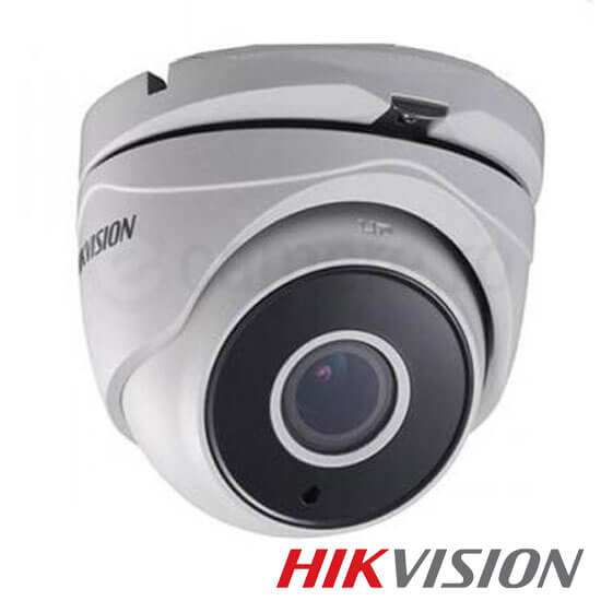 Camera 2MP Turbo HD Exterior, IR 40m, Zoom 4x - HikVision DS-2CE56D7T-IT3Z