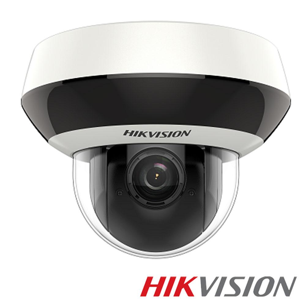 Cel mai bun pret pentru camera HD HIKVISION DS-2DE2A404IW-DE3 cu 4 megapixeli, pentru sisteme supraveghere video