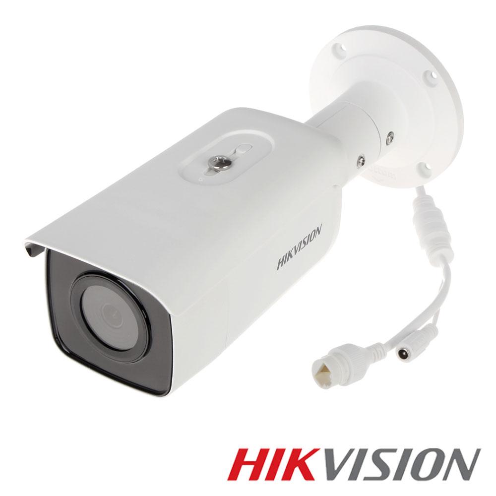 Cel mai bun pret pentru camera HD HIKVISION DS-2CD2T26G1-4I cu 2 megapixeli, pentru sisteme supraveghere video
