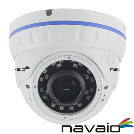 Cel mai bun pret pentru camera IP NAVAIO NAC-HD-226V-W cu 2 megapixeli, pentru sisteme supraveghere video