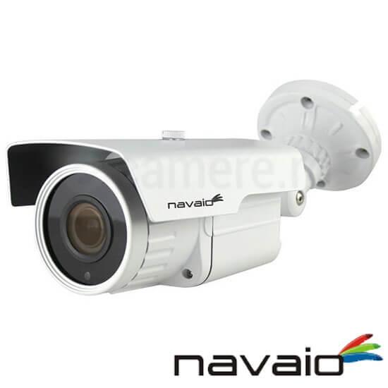 Camera 2MP Exterior, IR 60m, Varifocala - Navaio NAC-HD-326VL-60