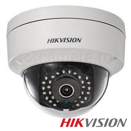 Cel mai bun pret pentru camera HD HIKVISION DS-2CD2142FWD-IW cu 4 megapixeli, pentru sisteme supraveghere video