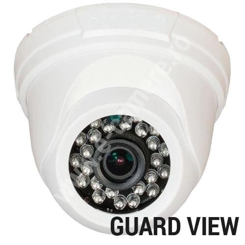 Cel mai bun pret pentru camera IP GUARD VIEW GD42F1W cu 1 megapixeli, pentru sisteme supraveghere video