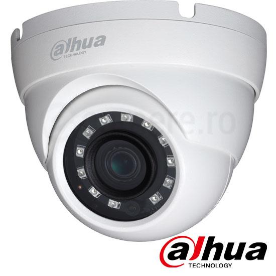 Camera 1MP Exterior, IR 20m, Lentila 2.8 - Dahua HAC-HDW1000M