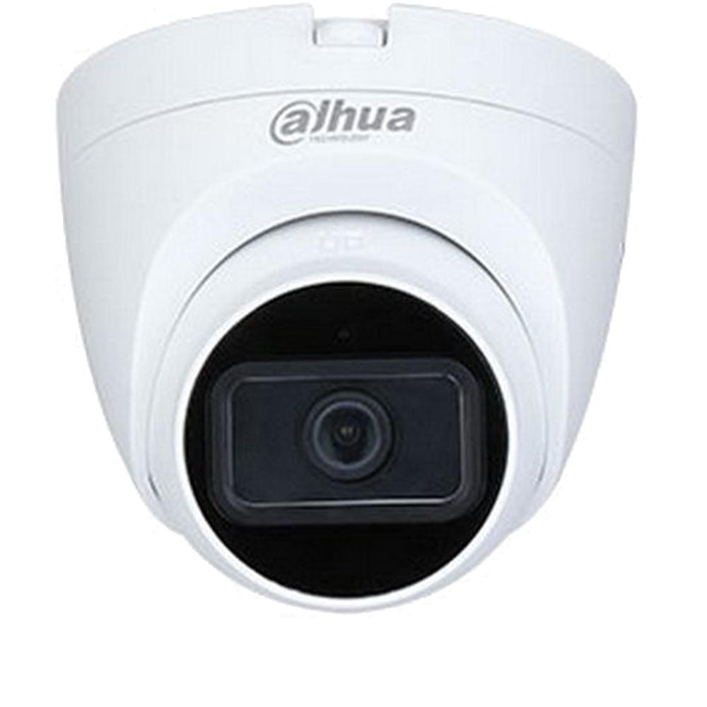 Camera 2MP, Exterior, IR 25m, 2.8mm, Easy To Install - Dahua HAC-HDW1200TRQ-0280B