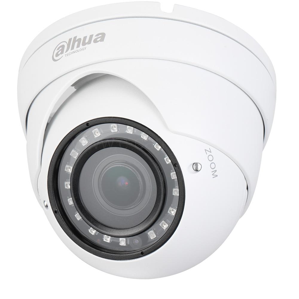 Camera 4MP Exterior, IR 30m, Varifocala - Dahua HAC-HDW1400R-VF