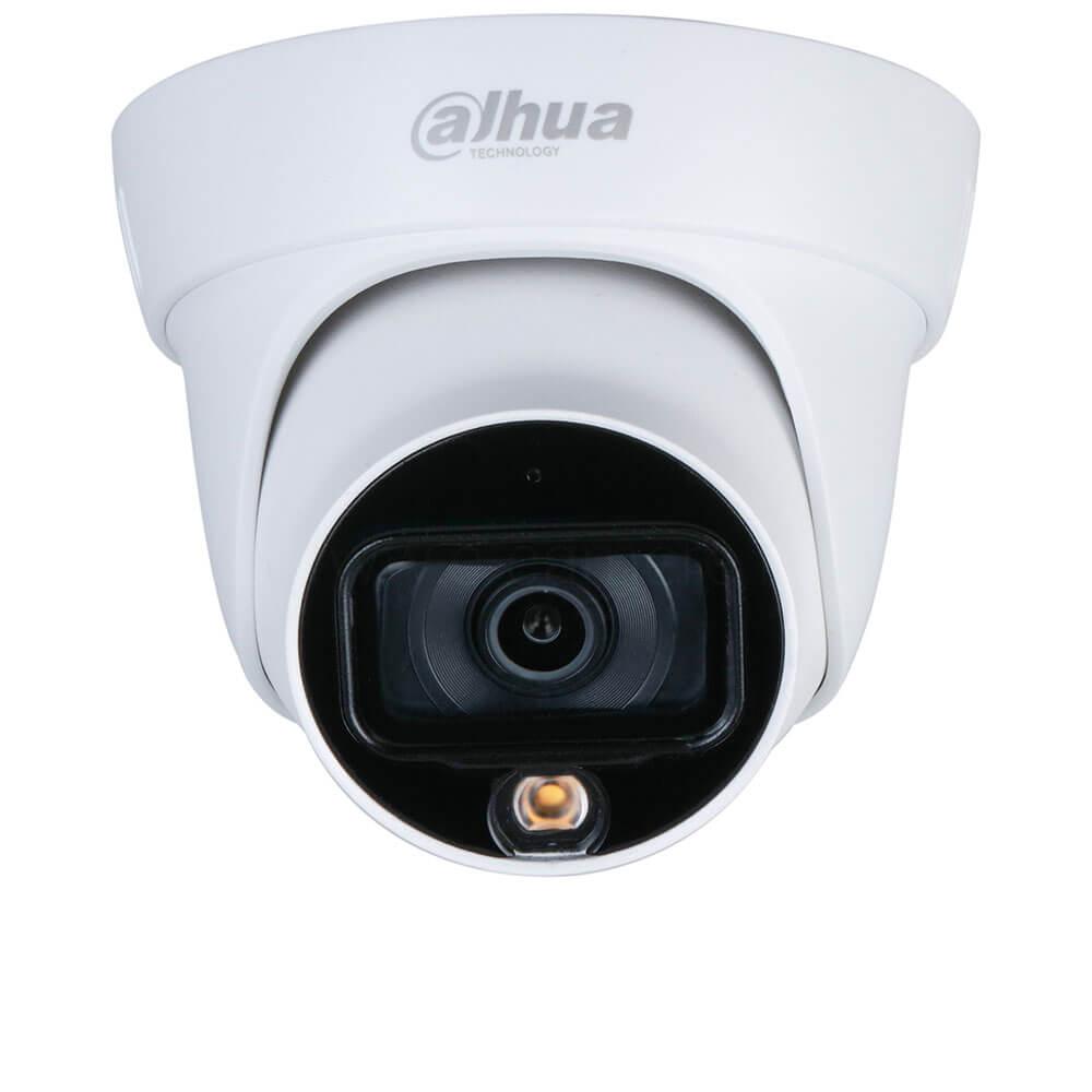 Camera 5MP, Exterior, Led 20m,Lentila fixa 3.6mm, Microfon - Dahua HAC-HDW1509TL-A-LED-0360B