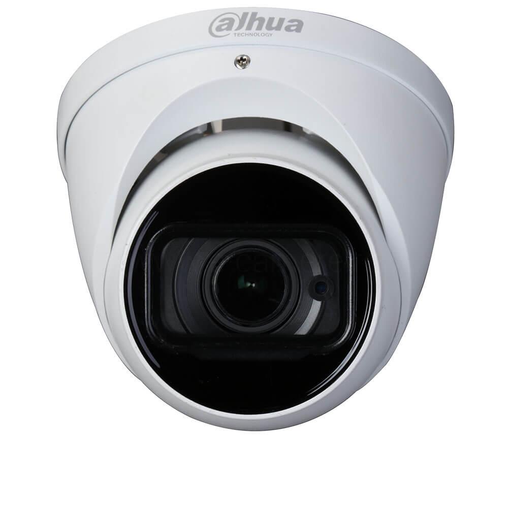 Camera 8MP, Exterior, IR 60m Zoom Motorizat 5X, Microfon - Dahua HAC-HDW1801T-Z-A