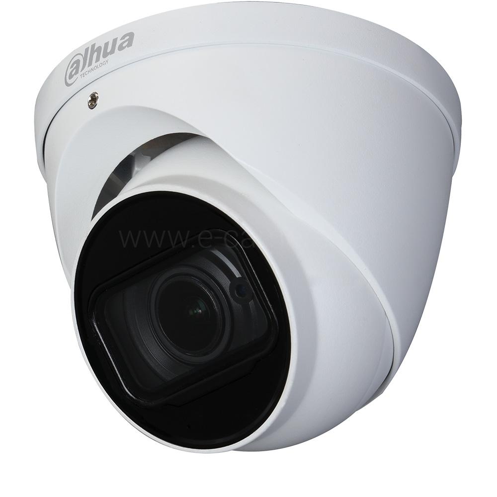 Camera 2MP, Exterior, Starlight, Zoom Motorizat 5x, IR 60m, Microfon - Dahua HAC-HDW2241T-Z-A