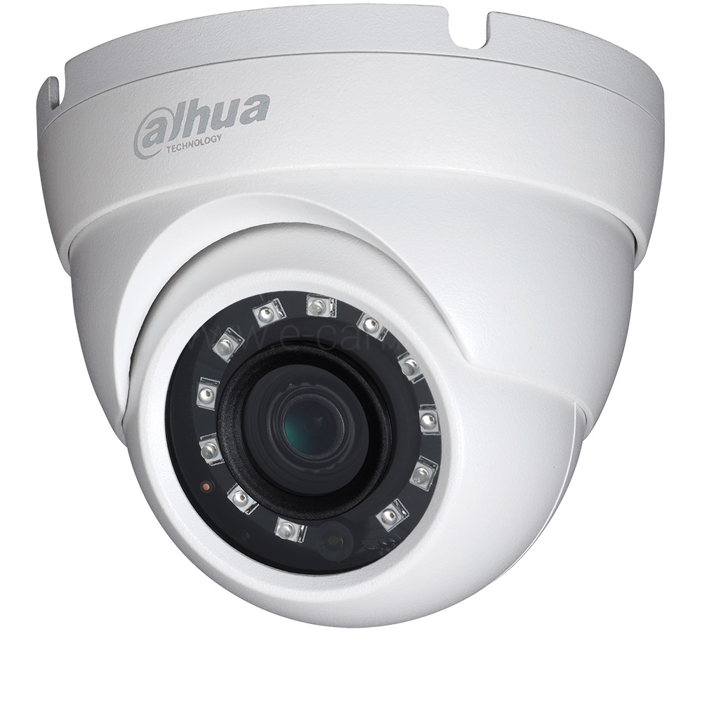 Camera 4MP Exterior, IR 30m, Lentila 3.6 - Dahua HAC-HDW2401M