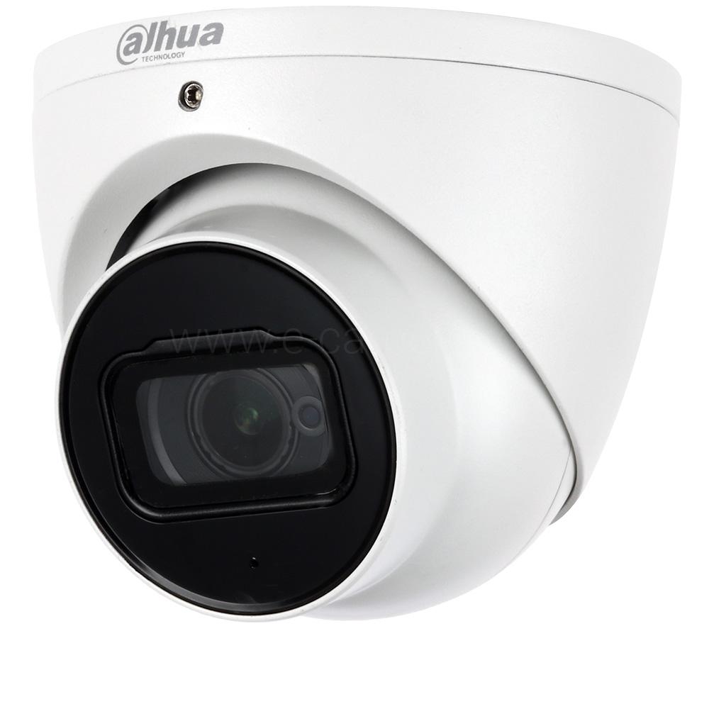 Camera 5MP Starlight Exterior, IR 60m, Microfon, Zoom 5x - Dahua HAC-HDW2501T-Z-A