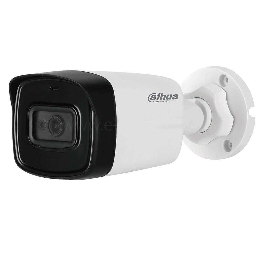 Camera 2MP Exterior, IR 80m, Microfon, Starlight, lentila 3.6 - Dahua HAC-HFW1230TL-A