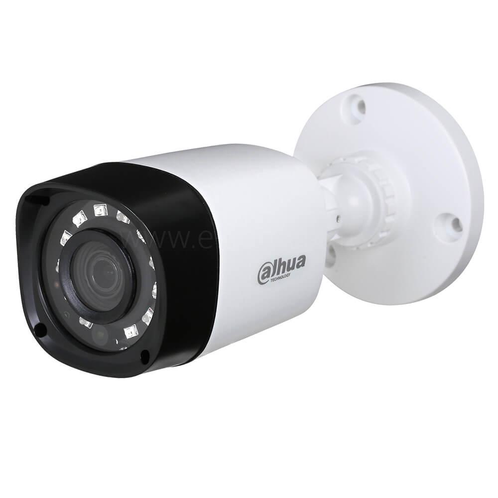 Camera 4MP Exterior, IR 20m, lentila 2.8 - Dahua HAC-HFW1400R