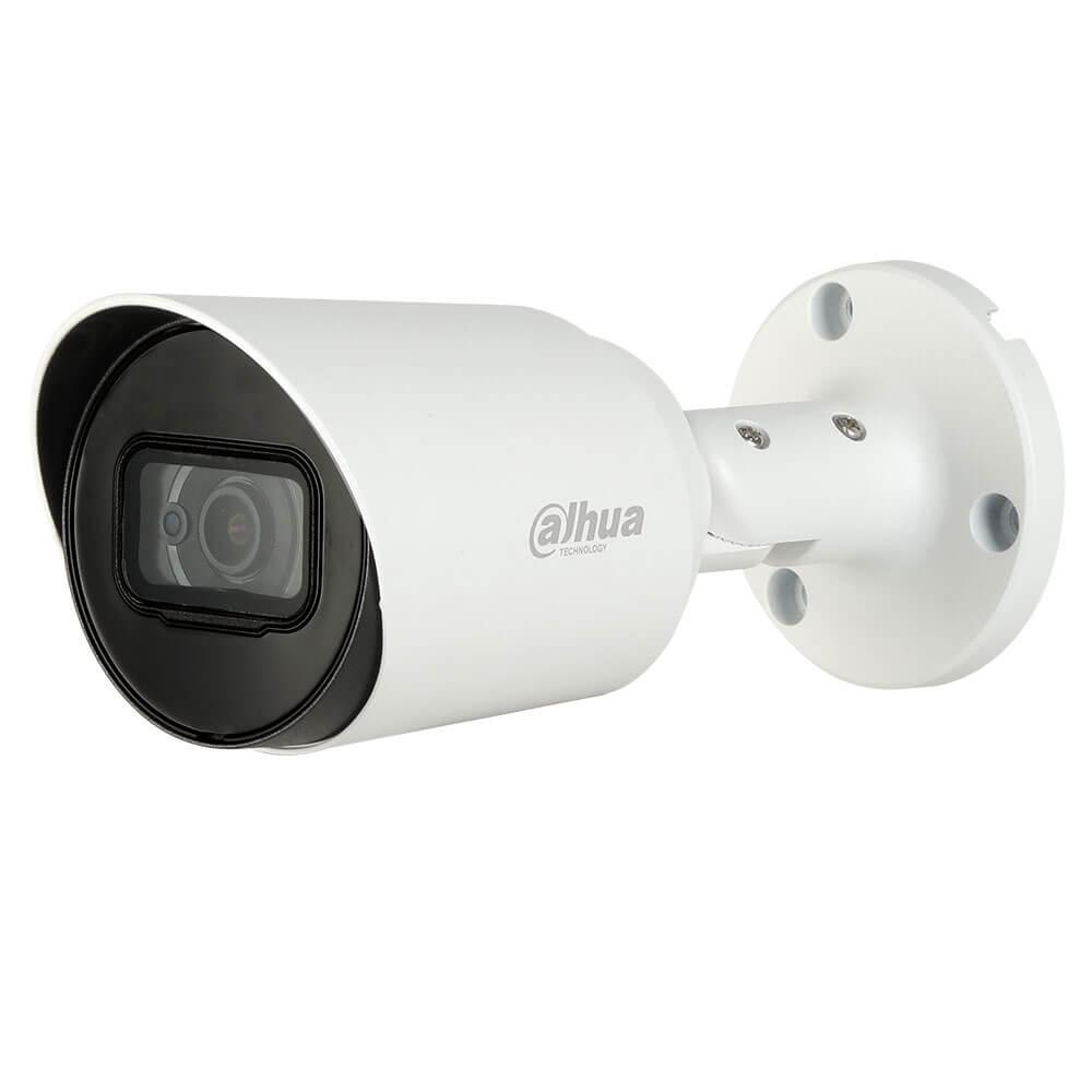 Camera 8MP, Exterior, IR 30m, Lentila 2.8mm, Microfon - Dahua HAC-HFW1800T-A-0280B