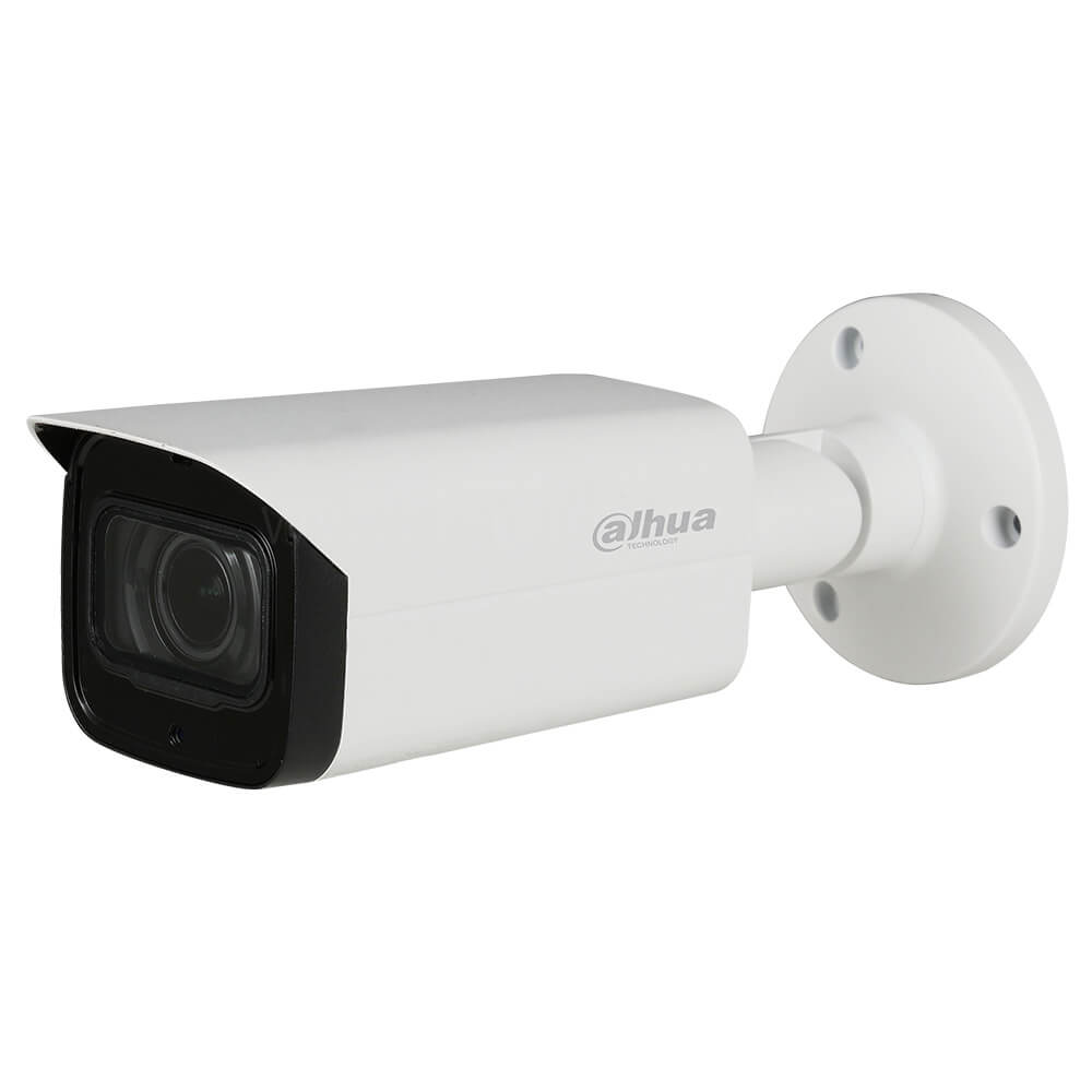Camera 5MP Starlight, Exterior, IR 80m, Microfon, Zoom 5x - Dahua HAC-HFW2501T-Z-A