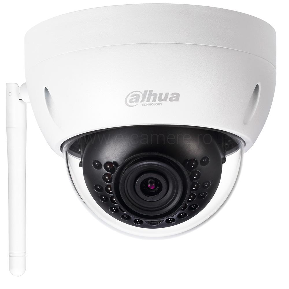 Cel mai bun pret pentru camera HD DAHUA IPC-HDBW1235E-W cu 2 megapixeli, pentru sisteme supraveghere video
