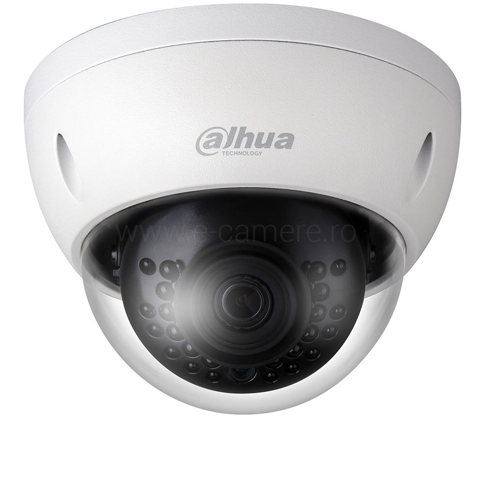 Cel mai bun pret pentru camera HD DAHUA IPC-HDBW1431E cu 4 megapixeli, pentru sisteme supraveghere video