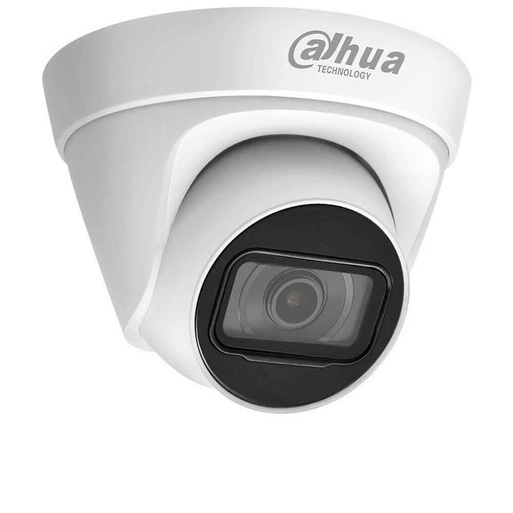 Cel mai bun pret pentru camera HD DAHUA IPC-HDW1431T1-0280B-S4 cu 4 megapixeli, pentru sisteme supraveghere video