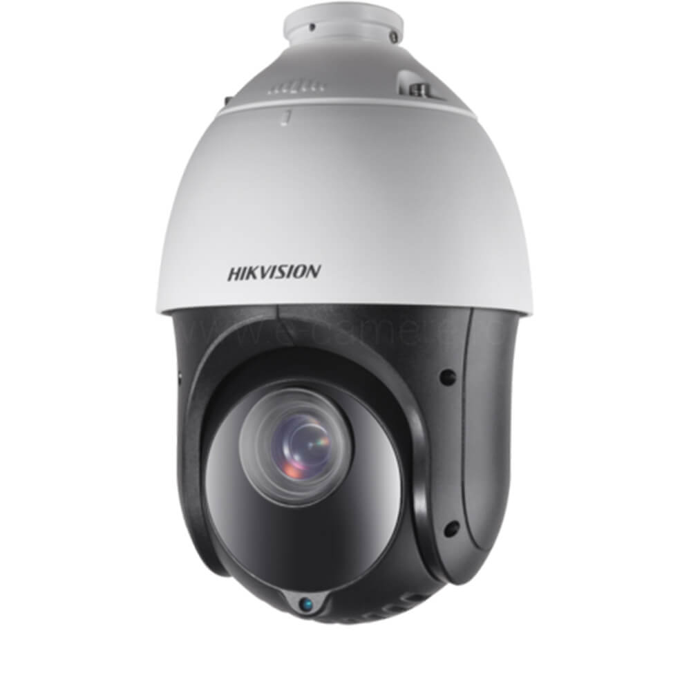 Camera Turbo HD Speed Dome 2MP, Exterior, IR 100m, Zoom 25X - HikVision DS-2AE4225TI-D(E)