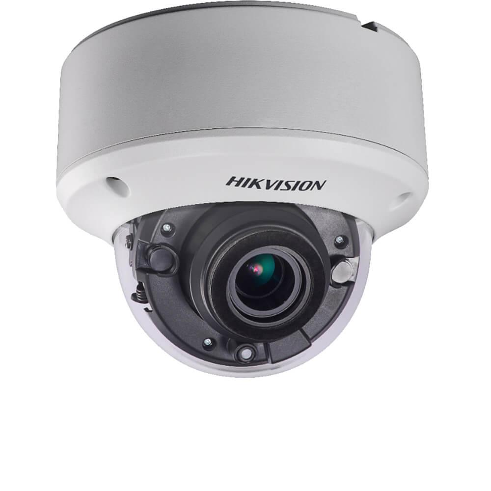 Camera HDTVI 2MP, Exterior, IR 40m, Zoom 4x,Antivandal - HikVision DS-2CC52D9T-AVPIT3ZE