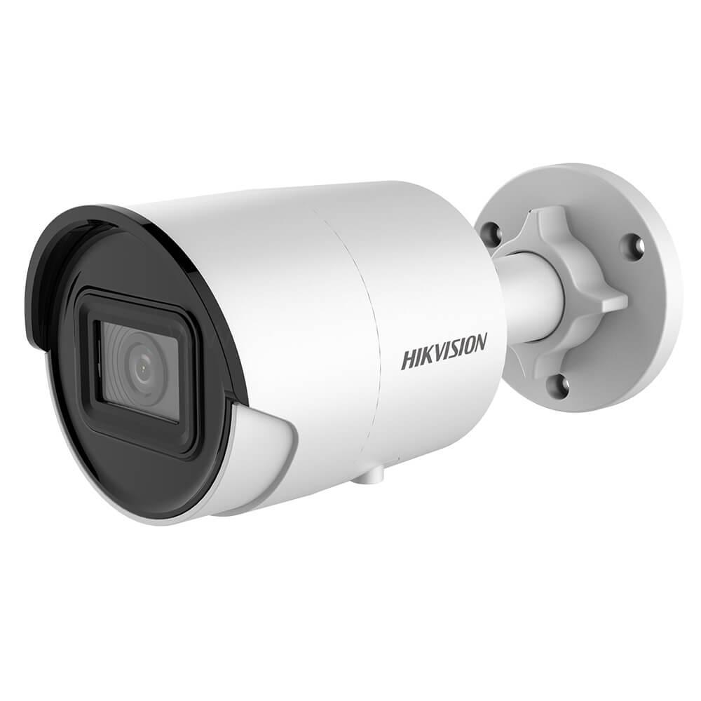 Cel mai bun pret pentru camera HD HIKVISION DS-2CD2026G2-I28 cu 2 megapixeli, pentru sisteme supraveghere video