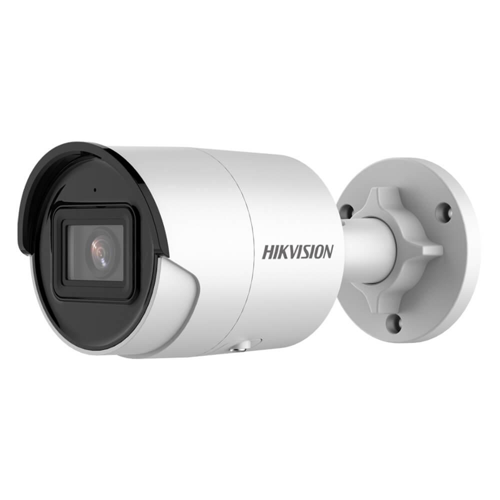 Cel mai bun pret pentru camera HD HIKVISION DS-2CD2086G2-IU28 cu 8 megapixeli, pentru sisteme supraveghere video
