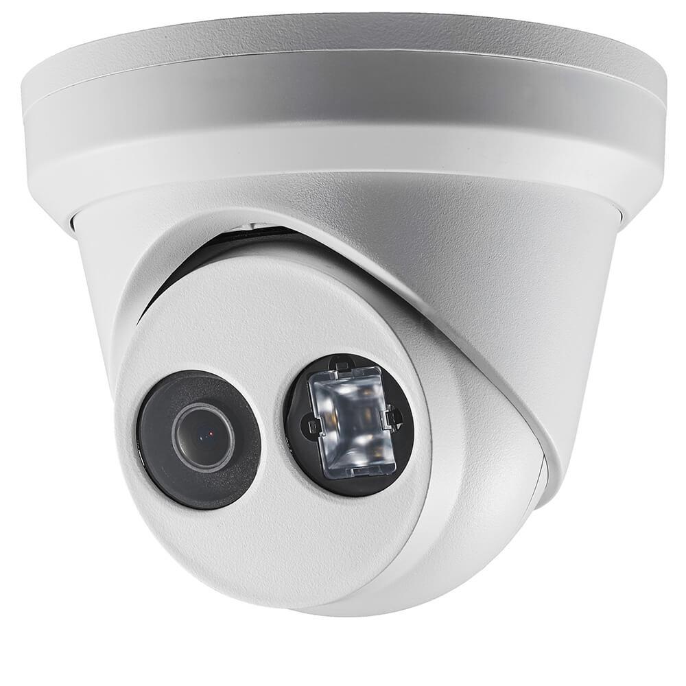 Cel mai bun pret pentru camera HD HIKVISION DS-2CD2343G0-I cu 4 megapixeli, pentru sisteme supraveghere video
