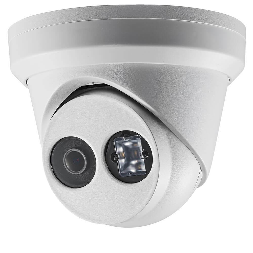Cel mai bun pret pentru camera HD HIKVISION DS-2CD2343G0-IU-28 cu 4 megapixeli, pentru sisteme supraveghere video