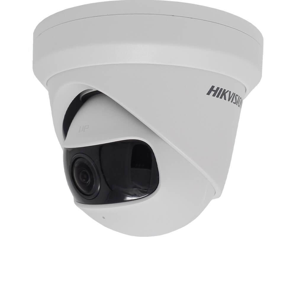 Cel mai bun pret pentru camera HD HIKVISION DS-2CD2345G0P-I cu 4 megapixeli, pentru sisteme supraveghere video