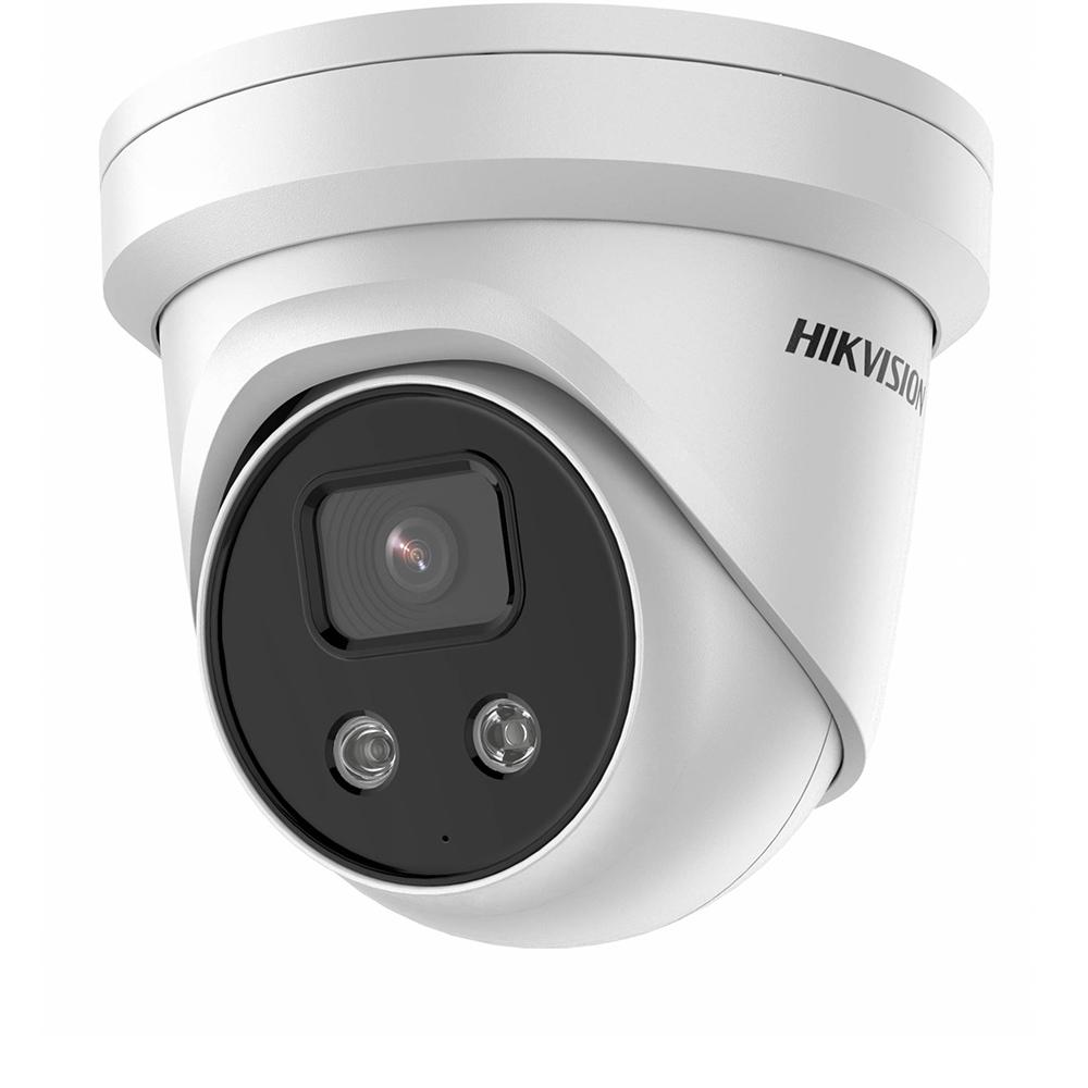 Cel mai bun pret pentru camera HD HIKVISION DS-2CD2346G2-I28 cu 4 megapixeli, pentru sisteme supraveghere video